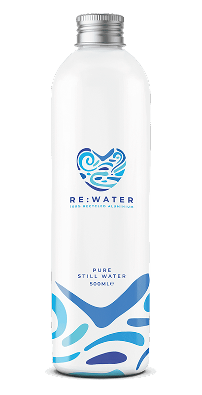 Image of Rewater still water bottle